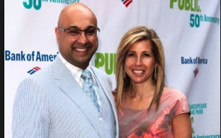 MSNBC Anchor Ali Velshi's Married Life With Second Wife Lori Wachs- Children And Dating History.