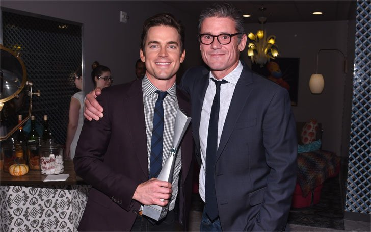 Matt Bomer's Married Life With Simon Halls- Coming Out Story and Children! Details Here