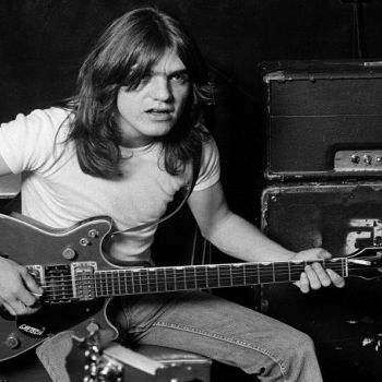 Rhythm Guitarist and ' Driving Force' behind the Rock Band AC/DC, Malcolm Young died aged 64