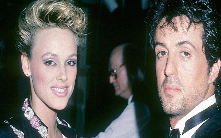 Sylvester Stallone's Ex Wife, Brigitte Nielsen Says the Sexual Assault Story Is a Lie