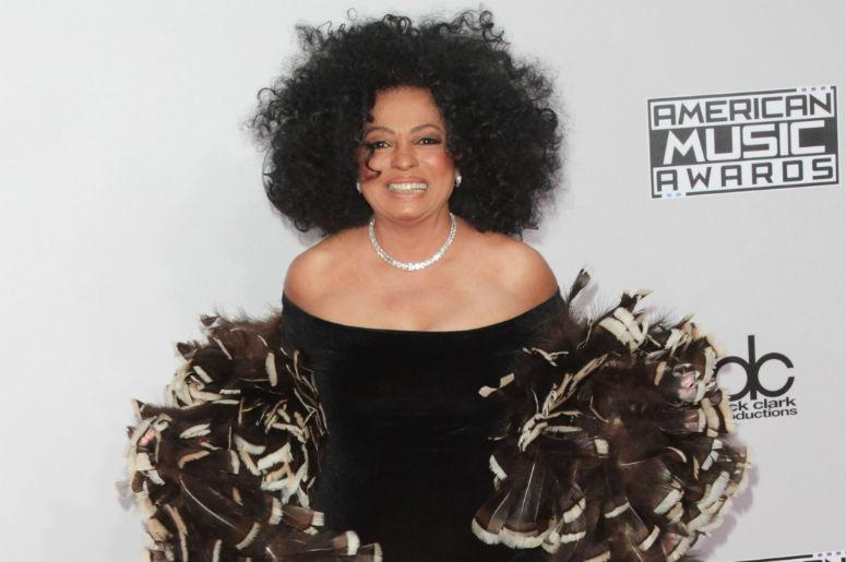 American Music Awards 2017: Diana Ross Honored with Lifetime Achievement Award