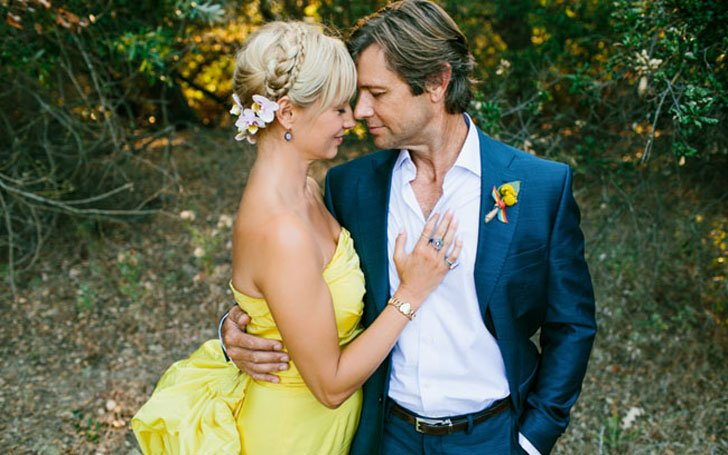 American Actress, Katherine LaNasa's Third Marriage With Grant Show After Two Divorces; Children