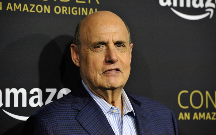 Jeffrey Tambor Leaving 'Transparent' Following Sexual Harassment Allegations