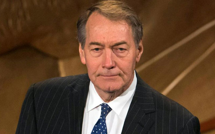 CBS Fires Charlie Rose Over Sexual Harassment Allegations; PBS And Bloomberg Take Same Action