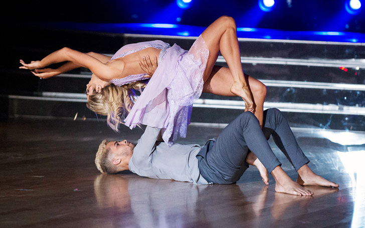 Dancing With The Stars 2017 Finale-Jordan Fisher and Lindsay Arnold Win The Title!
