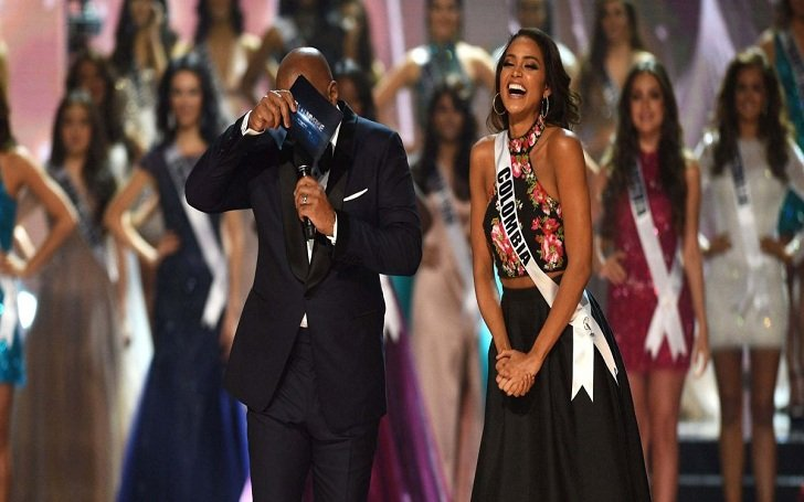 Uh Oh: Miss Universe Insiders Afraid Of Steve Harvey's Mistake Again??