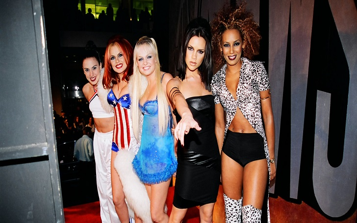 Mel B And Niece Tillie Thalia Appeared In Old Costumes In Spice-themed Party At Home