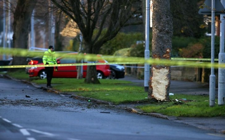 Five People Including Three Children Killed In A Stolen Renault Clio Crashed Into A Tree In Leeds