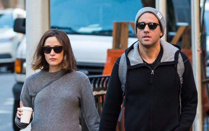 Rose Byrne welcomes second child with Boyfriend Bobby Cannavale; The Couple is in Relationship since 2012