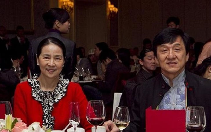 Taiwanese actress Joan Lin's Married Life With Husband Jackie Chan- Details On Children