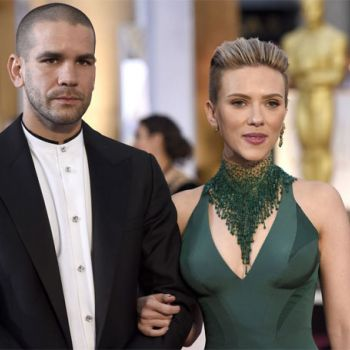 Scarlett Johansson Dating After Divorce With Former Husband Romain Dauriac?