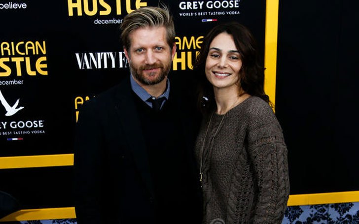 American Actress, Annie Parisse Living Happy Life With Husband, Paul Sparks And Children