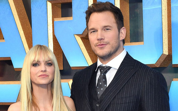 Chris Pratt Files For Divorce From Wife Anna Faris- Asks For Joint Custody Of Son Jack