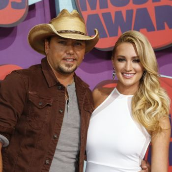 Exclusive Pictures of Jason Aldean and Wife Brittany Kerr Welcoming Baby Boy, Memphis
