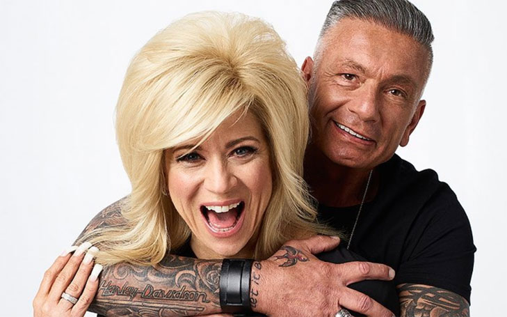 'Long Island Medium' Actress Theresa Caputo And Husband Larry Caputo Split 28 Years After Marriage