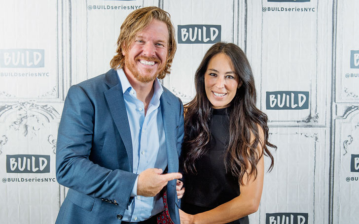 Chip And Joanna Gaines' Adventurous Plans For 2018