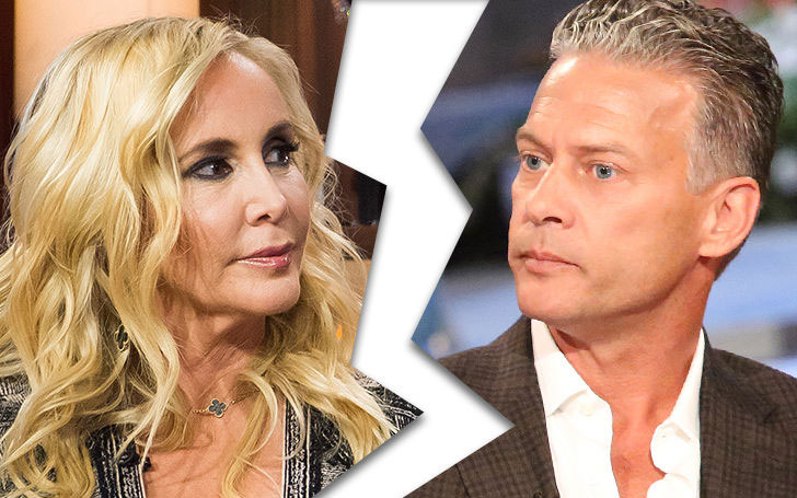 Real Housewives Starlet Shannon Beader Files For Divorce From Husband David Beador