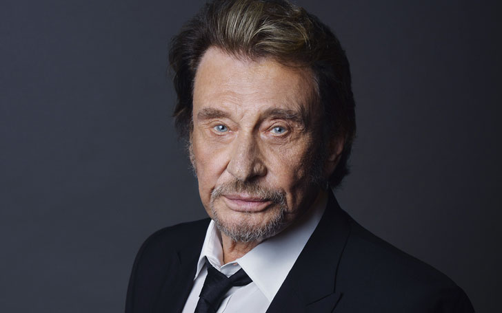 French Rock Star Johnny Hallyday Dies At 74 Of Lung Cancer