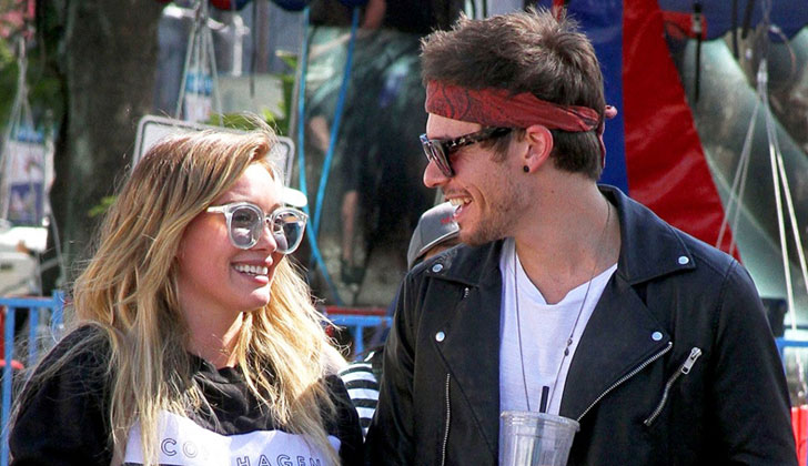 'Younger' Starlet Hilary Duff Back With Ex-Boyfriend, The PDA Confirms