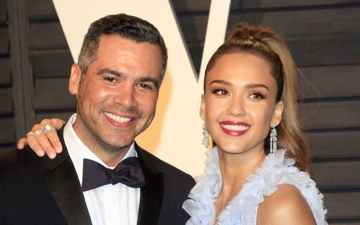 Jessica Alba's Baby Shower-Third Child With Husband Cash Warren