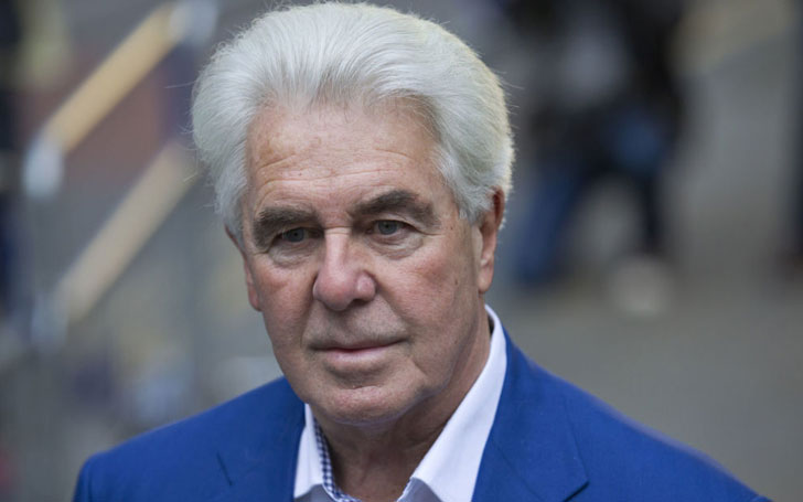 Sexual Predator Max Clifford Collapses Dead His Jail Cell