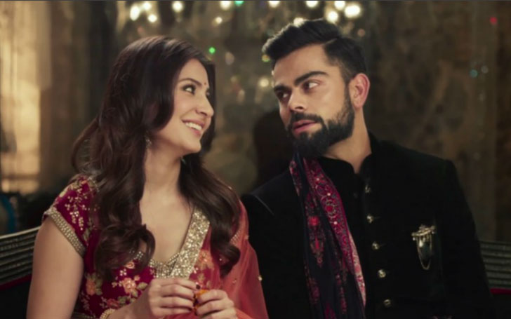 Indian Cricketer Virat Kohli Marries Actress Anushka Sharma In Milan: Photos Here