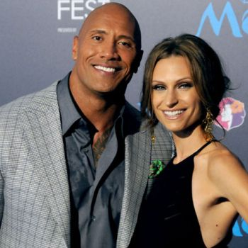 Dwayne 'The Rock' Johnson Expecting A Baby Girl With Girlfriend Lauren Hashian