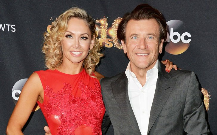 Kym Johnson Expects Twins With Husband Robert Herjavec