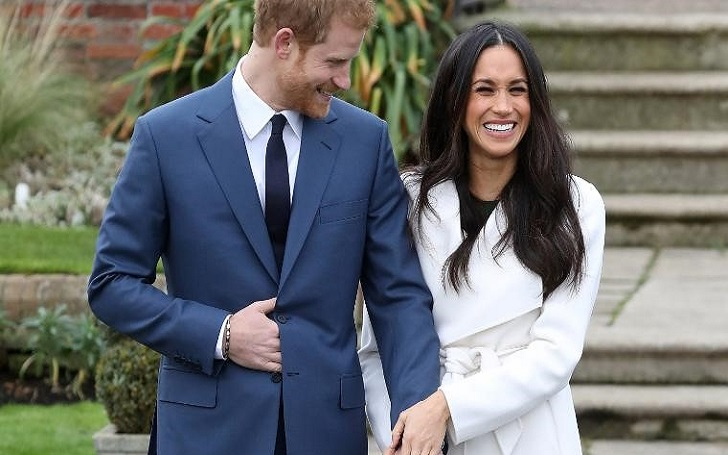 Save the Date! Prince Harry and Meghan Markle are set to Marry on May 19, Kensington Palace reveals
