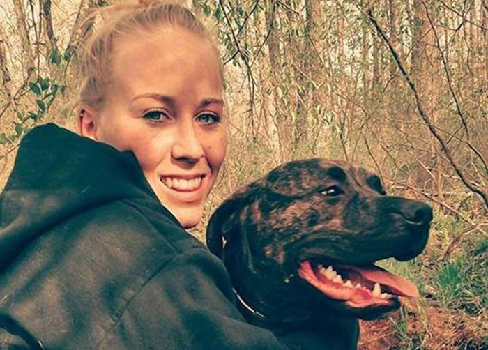 A 22-Year-Old Virginia Girl Killed By Her Dogs In 'Grisly Mauling'