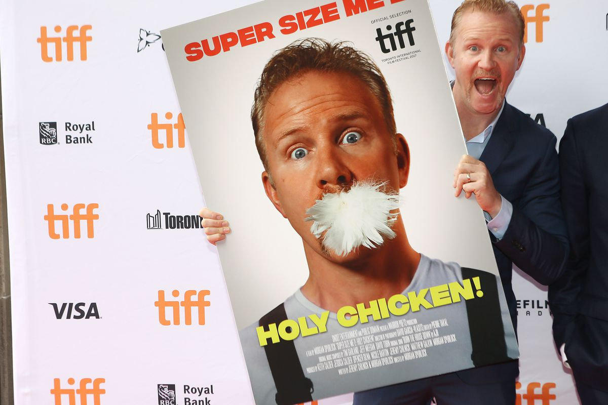 Super Size Me 2: Holy Chicken! Withdrawn From Film Festival after Spurlock's Sexual Misconduct