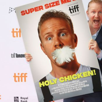 Super Size Me 2: Holy Chicken! Withdrawn From Film Festival after Spurlock�s Sexual Misconduct