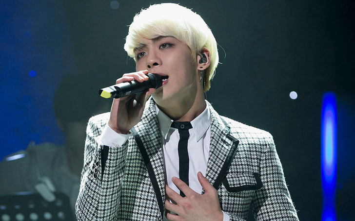 South Korean Boyband Shinee Lead Singer Kim Jong-hyun Commits Suicide