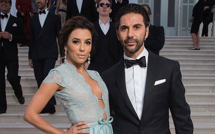 Desperate Housewives' Eva  Longoria Pregnant With First Child With Husband  José Antonio
