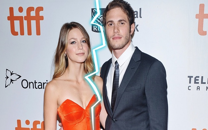 The Supergirl star Melissa Benoist finalizes a divorce with her estrange husband Blake Jenner