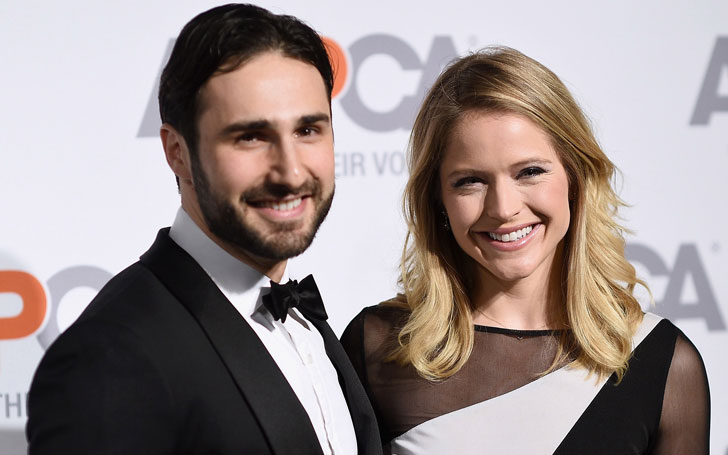It's A Girl - 'The View' Host Sara Haines Welcomes Baby Number Two With Husband Max Shifrin