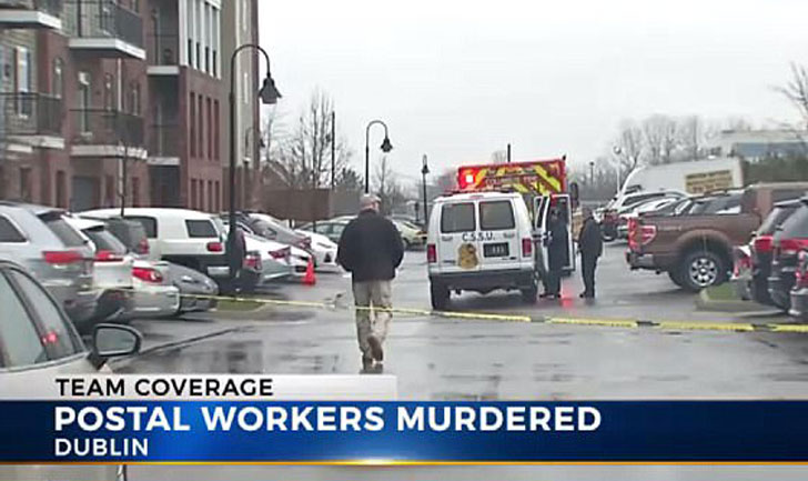 Naked Postal Worker Charged With Supervisor And Co-Worker's Murder In Ohio