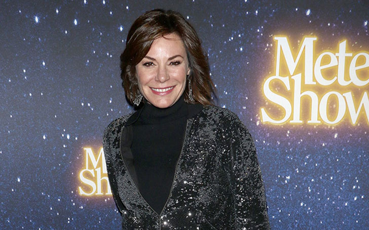 Real Housewives of New York's Star Luann de Lesseps Arrested From Florida After Kicking A Policeman