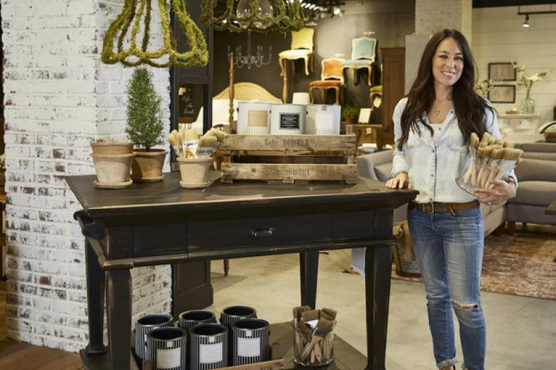 Joanna Gaines Marks Her Latest Décor in Fixer-Upper as One of Her Favorites: Pictures Here