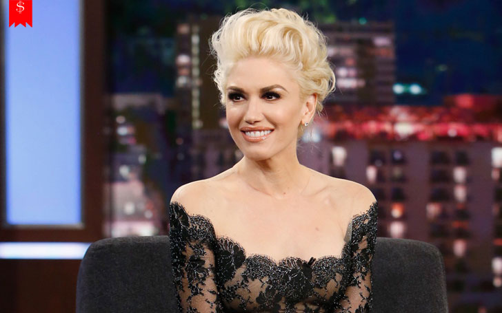 American Singer-Songwriter Gwen Stefani's Salary and Net Worth. Details on her Career and Awards