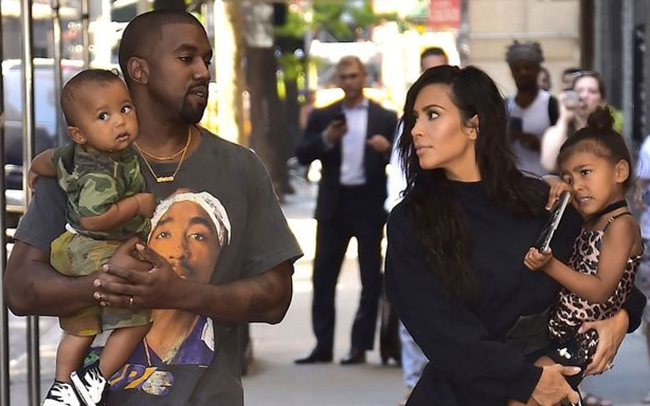 Kim Kardashian West And Kanye West Are Married for 3 Years And Happily Living With their Children