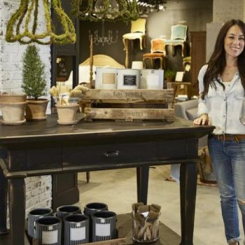 Joanna Gaines Marks Her Latest D�cor in Fixer-Upper as One of Her Favorites: Pictures Here