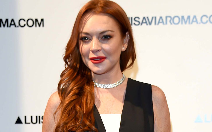 Actress Lindsay Lohan Reveals Her Snake Bite On Instagram-Her Health Condition