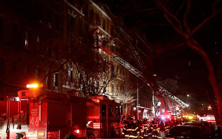 Massive Fire Broke Out At Bronx Apartment-At Least 12 Died And 15 Injured