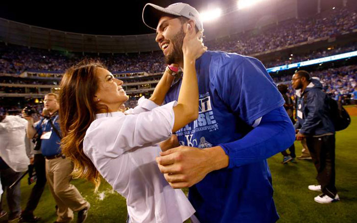 MLB star Eric Hosmer's Girlfriend Kacie McDonnell's Dating History-Details About Her Affairs and Relationship!