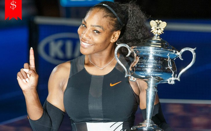 How Much is Tennis Player Serena Williams's Salary and Net Worth? Details of her Career and Awards
