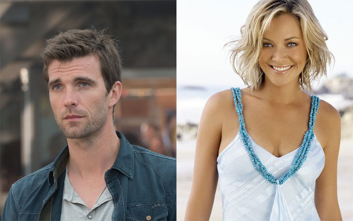 Lucas Bryant Is Living Happily With His Wife Kirsty Hinchcliffe And Two Children; Details Of Married Life