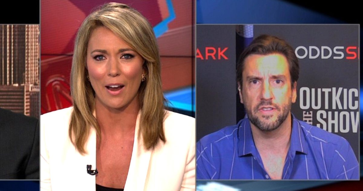 Clay Travis on 'My Balls are Bigger than Yours' Statement by CNN's Brooke Baldwin