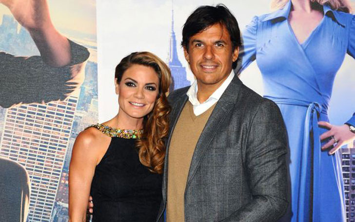 Charlotte Jackson Married To Chris Coleman And Living Happily With Their Children, Details Of Their Relationship