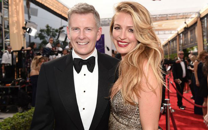 Television Presenter Cat Deeley Is Living Happily With Her Husband Patrick Kielty and Children.